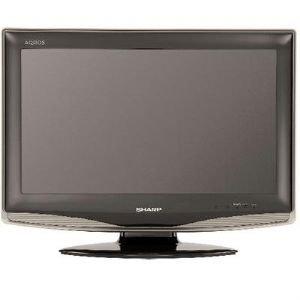 Sharp 20 Hd Aquos Wxga Lcd Tv