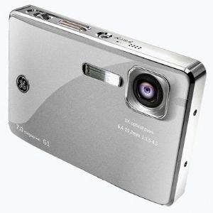 Ge Digital Camera 7mp 3x Zoom