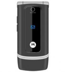 Motorola W375 Black Triband Gsm World Phone (unlocked)
