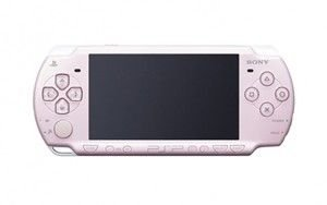 Sony Psp New Slim System - Rose Pink Color