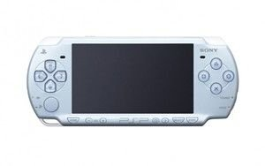 Sony Psp-2000fb Playstation Portable Slim And Lite - Blue