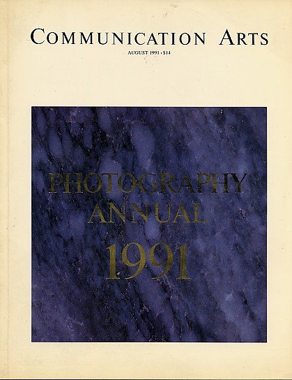 PHOTOGRAPHY ANNUAL 1991 Photographs Communication Arts PHOTOGRAPHERS Magazine