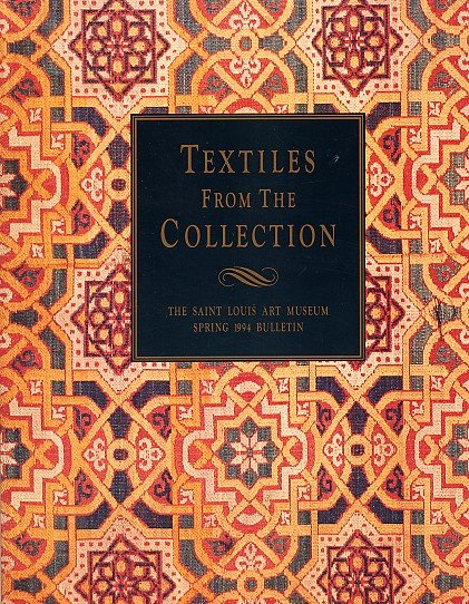 TEXTILES Tapestry Weaving Native American Indian Blankets Persian Rugs ART Museum Bulletin  Book