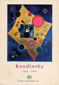 KANDINSKY Modern Abstract ARTIST art Painting German Expressionism Book