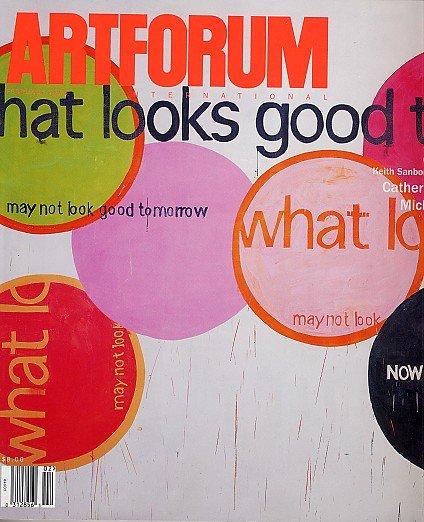 ARTFORUM Contemporary ART Guy Debord BIENNALE Majerus DADA Magazine