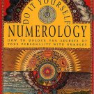 Numerology Book Numbers FORTUNE History Mathematics Personal LIfe ASTROLOGY