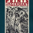 PRINTS IN GERMANY Museum Book Expressionism NOLDE Dix Beckmann KIRCHNER MARC