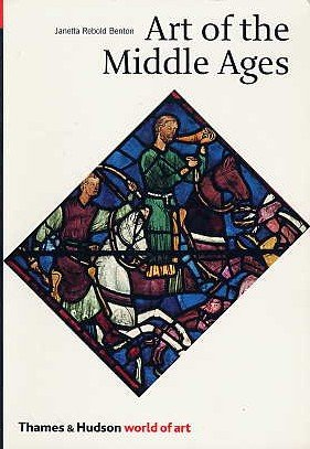 ART MIDDLE AGES book Medieval GOTHIC Stained Glass Illuminated Manusripts SCULPTURE Architecture