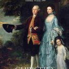 British ART BOOK Chrisite's SANDBY van Dyck Millais Gainsborough ENGLAND