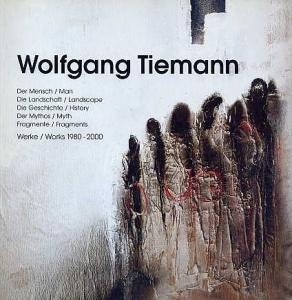Wolfgang Tiemann ART BOOKContemporary  German Figurative SCULPTURE PAINTING