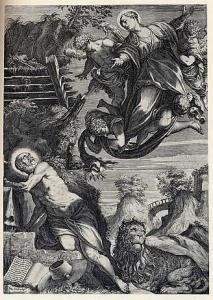 Italian Prints ART BOOK Auction Catalog Renaissance BAROQUE Reni Tiepolo