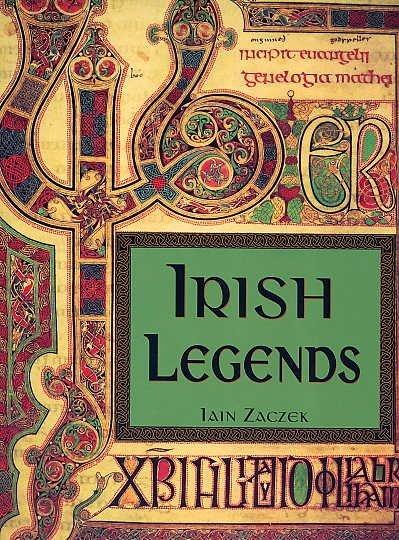 Irish Legends BOOK History ART Sculpture Illuminated Manuscripts Early Christian CELTIC Mythology