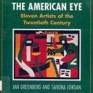 Modern American ART BOOK Hesse Dove WARHOL O'Keefe Hopper Benton Bearden Pollock Davis Noguchi