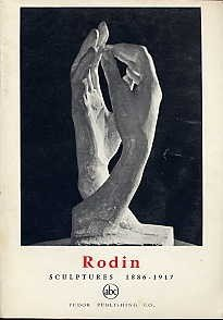 Rodin ART BOOK Modern French Sculpture Stone Carving Cast Bronze Portraits Nudes Figures