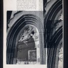 ORIGINAL ART Work Found Object  Photography Surrealism Gothic Architecture St. Louis