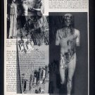 ORIGINAL ART Found Object Photography Male Nudes West End St. Louis Surrealism