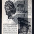 ORIGINAL ART Found Object Surrealism Photography Ancient Rome St. Louis Tomb