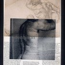 Original Art SENTIMENTAL AND CURIOUS Photography Gay Colour Found Object  Male Nude