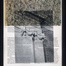 Sheltering Cold Ashes ORIGINAL ART Surrealism Found Object Photography Jackson Pollock St. Louis