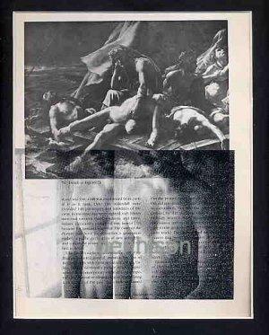 Original Art Male Nudes Gericault Gay Colour Raft of the Medusa Photography Surrealism