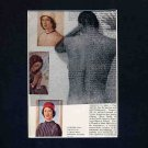 ORIGINAL ART Found Object Photography Male Nude Portraits Gay Coloured Surrealism Lippi