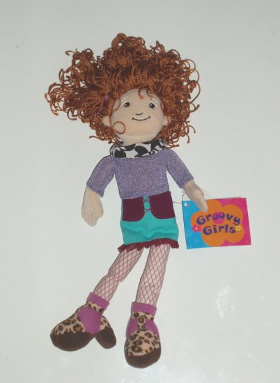 Groovy Girls O'Ryan Doll girl Play style dress