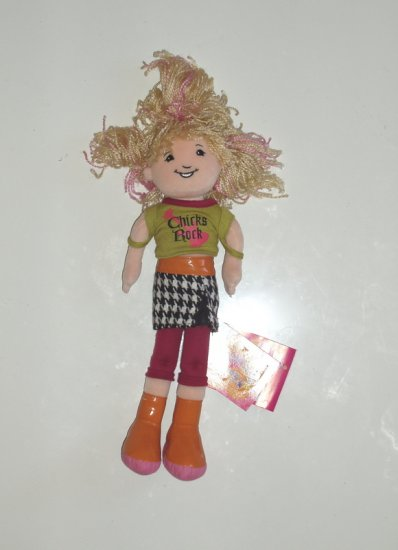 Groovy Girls Gwen Doll girl Play Rock style dress