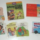 Christian Lot of Baby Board Books Toddler EUC