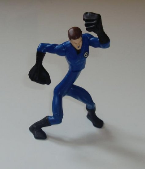 Fantastic Four Reed Richards Figurine Burger King Toy