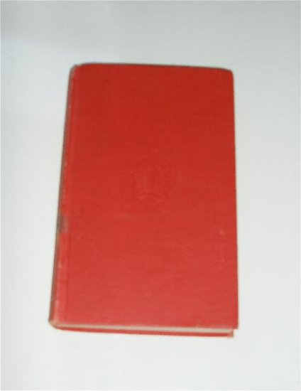 Marcus the Epicurean Vintage Book 1951 England GC