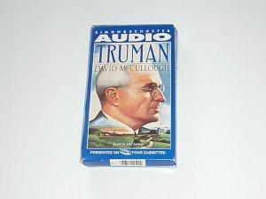 Simon Schuster Truman by David McCullough Audio Book
