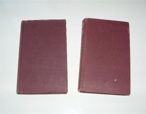 Set of Charles Dickens Vintage books HB Pickwick Cities