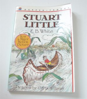 Stuart Little Soft Cover Book