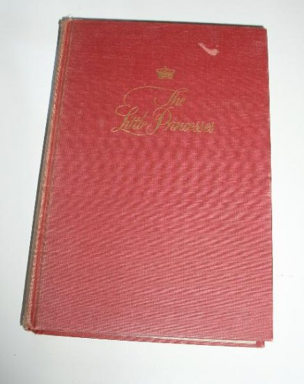 The Little Princess First Edition 1950 Harcourt EUC