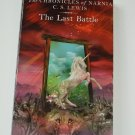 Chronicles Narnia The Last Battle C.S. Lewis Book Kids