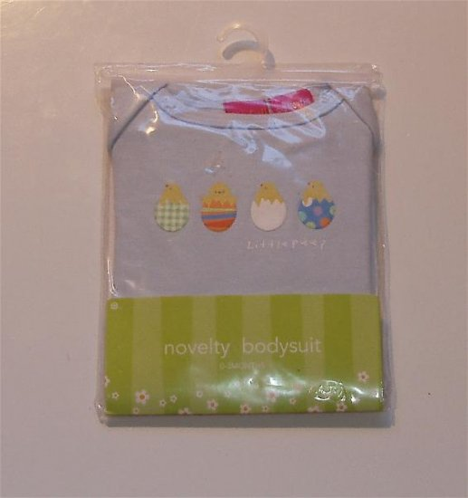 Infant baby Little Peep Spring Easter onsie 0-3 NEW