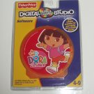 Fisher Price Digital Arts Crafts Studio Software Dora the Explorer