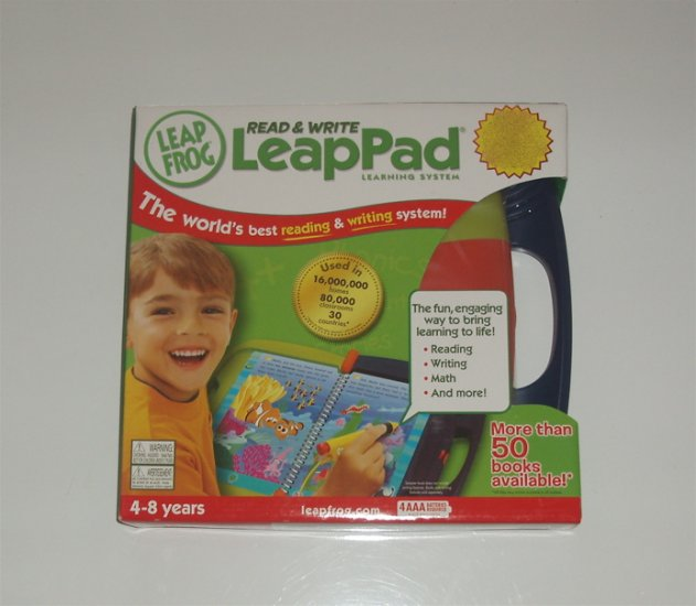 Leap Frog Read and Write Leap Pad NEW!!!
