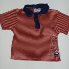 Buster Brown baby Infant Boy polo Shirt 24 m