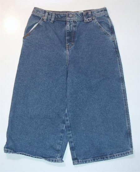 Boys Large Calvin Klein super baggy shorts NWOT