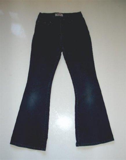 Girl Jordache Size 12 Low Rise Bootcut Jeans EUC