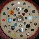 Vintage 41 Misc 1940s Button Collection