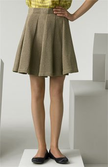 3.1 Phillip Lim Swing Skirt