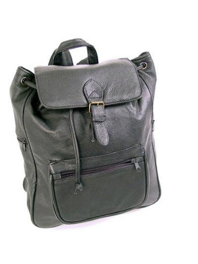Embassy Leather Backpack