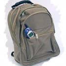Maxam Canvas Backpack