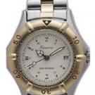 Mens Two-tone Quartz Watch