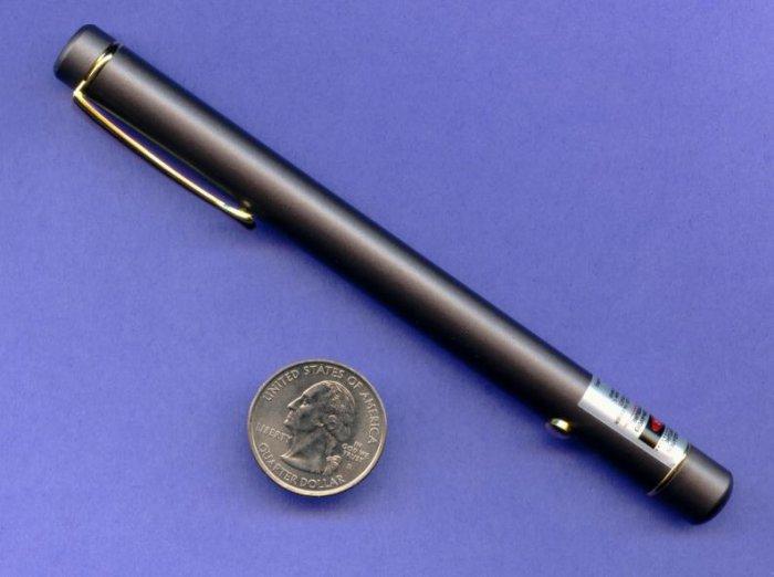 Atlasnova 635nm RED Laser Pointer - Gray