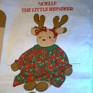 Noelle Little Reindeer Printed Christmas Fabric U Sew