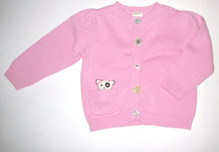GYMBOREE NWT Imaginary Friends Sweater 12-18m