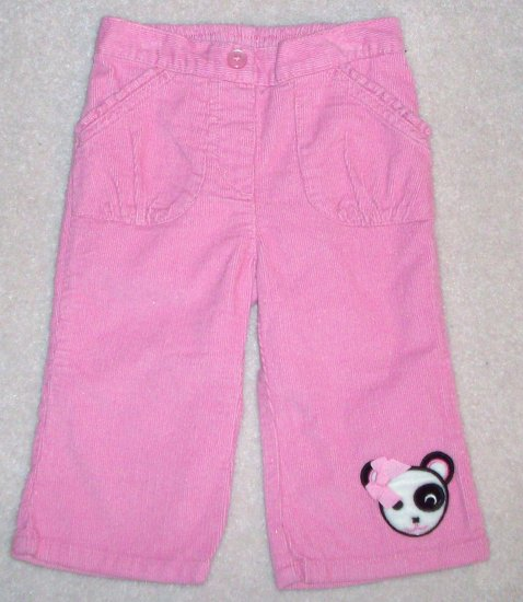 GYMBOREE Imaginary Friends NWT Corduroy Pants HTF! 12-18m